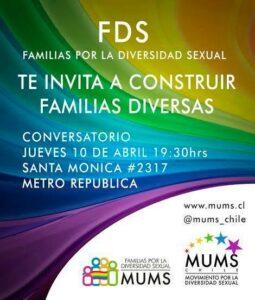 Familiares por la Diversidad Mums 2014