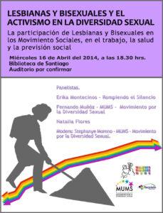 """""""Seminario: Mujer y el activismo en la diversidad sexual"""""""
